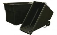 Econo Tecktrucks   Easy emptying push & utility carts