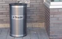 Venue Trash Receptacle