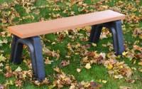 Landmark 4 Foot Flat Bench