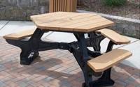 Plaza ADA Compliant Picnic Table