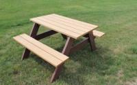Econo-Mizer 4 Foot Picnic Table