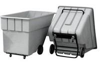 Tecktrucks   Easy emptying push & utility carts