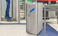 Stainless Steel Liquids Disposal Bin