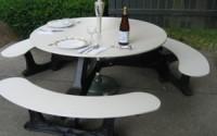 Cantina Picnic Table