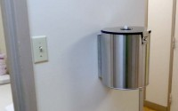 Stainless Steel Wall-Mount Wipe Dispenser