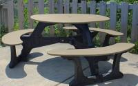 Bodega Picnic Table
