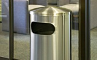 Allure Garbage Can