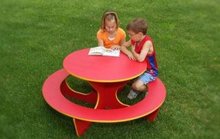 Youth Picnic Tables