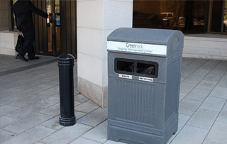 Outdoor<small>Recycling & Waste Bins</small>