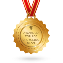 Awarded Top 100 Upcycling Blog