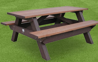 6 Foot Picnic Tables