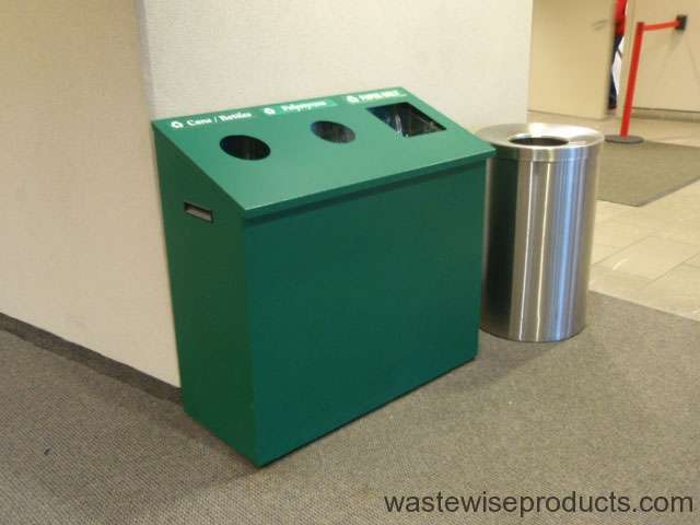 Multi Sort Recycling Containers Waste Wise Products