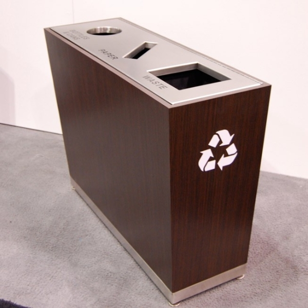 Boxina Xl Triple Stream Recycle Bin Waste Wise Products
