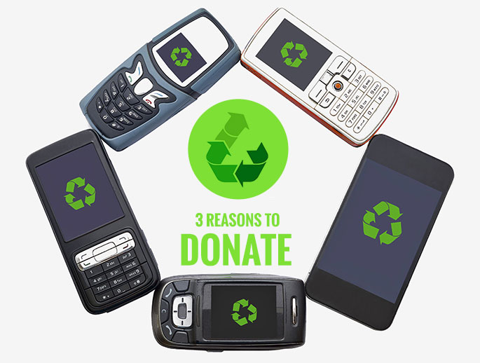 Cell Phones For Soldiers - Donate Mobile Phones for Charity