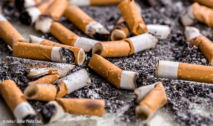 why cigarettes should be banned essay