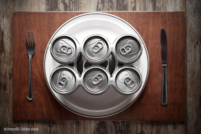 Edible 6-Pack Rings Could Solve A Serious Packaging Problem