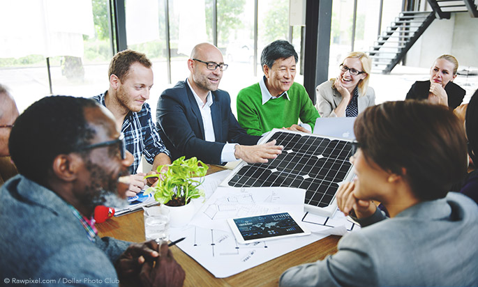 How SolarCity Can Be Used For Green Team Building