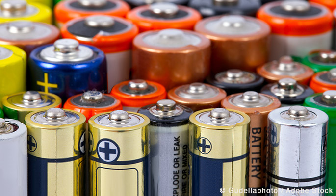 How to Recycle Your Batteries