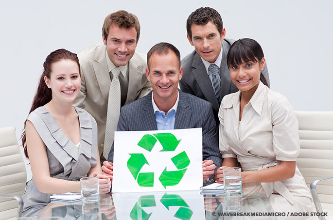 How to Increase Your Office Recycling Rates
