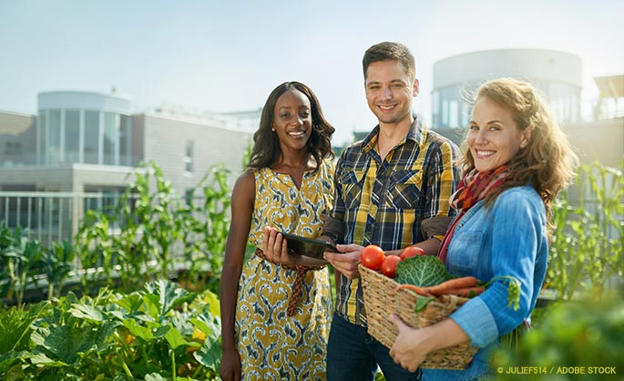 Is The Beacon Food Forest a Solution to Food Waste?