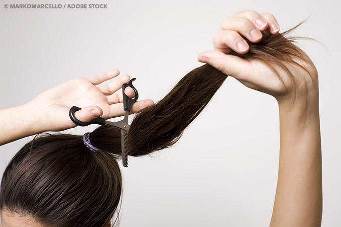 Recycle Your Hair By Making A Donation