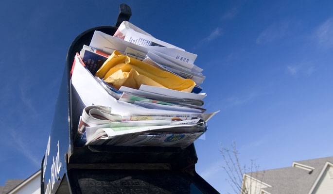 Why You Should Recycle & Reduce Your Junk Mail
