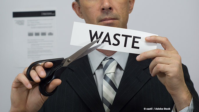 Strategies for Waste Minimization and Cost Reduction