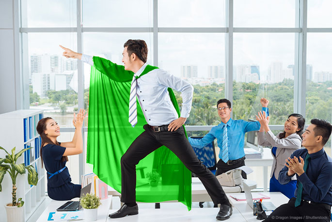 Be Captain Planet at the workplace – Saying no to plastic!