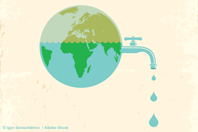 Recycling: A step toward awareness and care of water