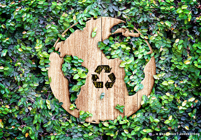 Challenges of Reuse & Recycling for 9.7 Billion by 2050