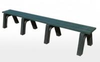 Econo-Mizer 8 Foot Flat Bench