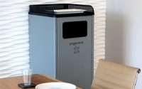 Courtside Tray Top Receptacle