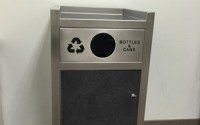 Lenox Tray Manager Single Recycling Station