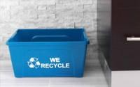 Deskside Recycle Bin