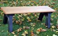 Park Classic 4 Foot Flat Bench