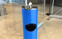 WipeEx Sanitizing Wipes Dispenser – Blue