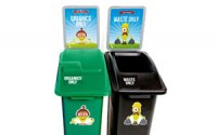 Waste Watcher Kidz Station – Double Stream