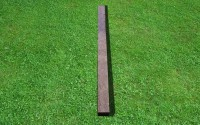 6 Ft Recycled Plastic Post 4″ x 6″