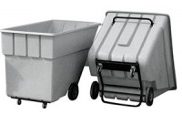 Tecktrucks | Easy emptying push & utility carts
