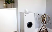 Vanish Dispenser & Waste Combo