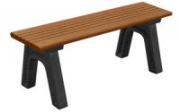 Cambridge 4 Foot Flat Bench