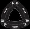 Waste - Black