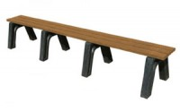 Economizer 8 Foot Flat Bench