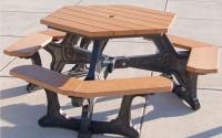 Economizer Plaza Picnic Table