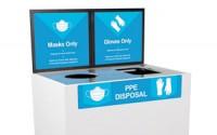 Aristata PPE Disposal Bins