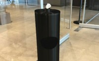 WipeEx Sanitizing Wipes Dispenser – Black