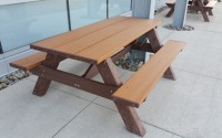 Standard 6 Foot Picnic Table