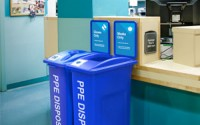 Waste Watcher PPE Collection Bins
