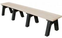 Deluxe 8 Foot Flat Bench