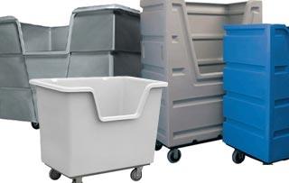 Laundry Trucks